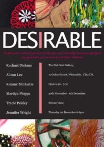 desirable-poster-jennifer-wright-30th-november