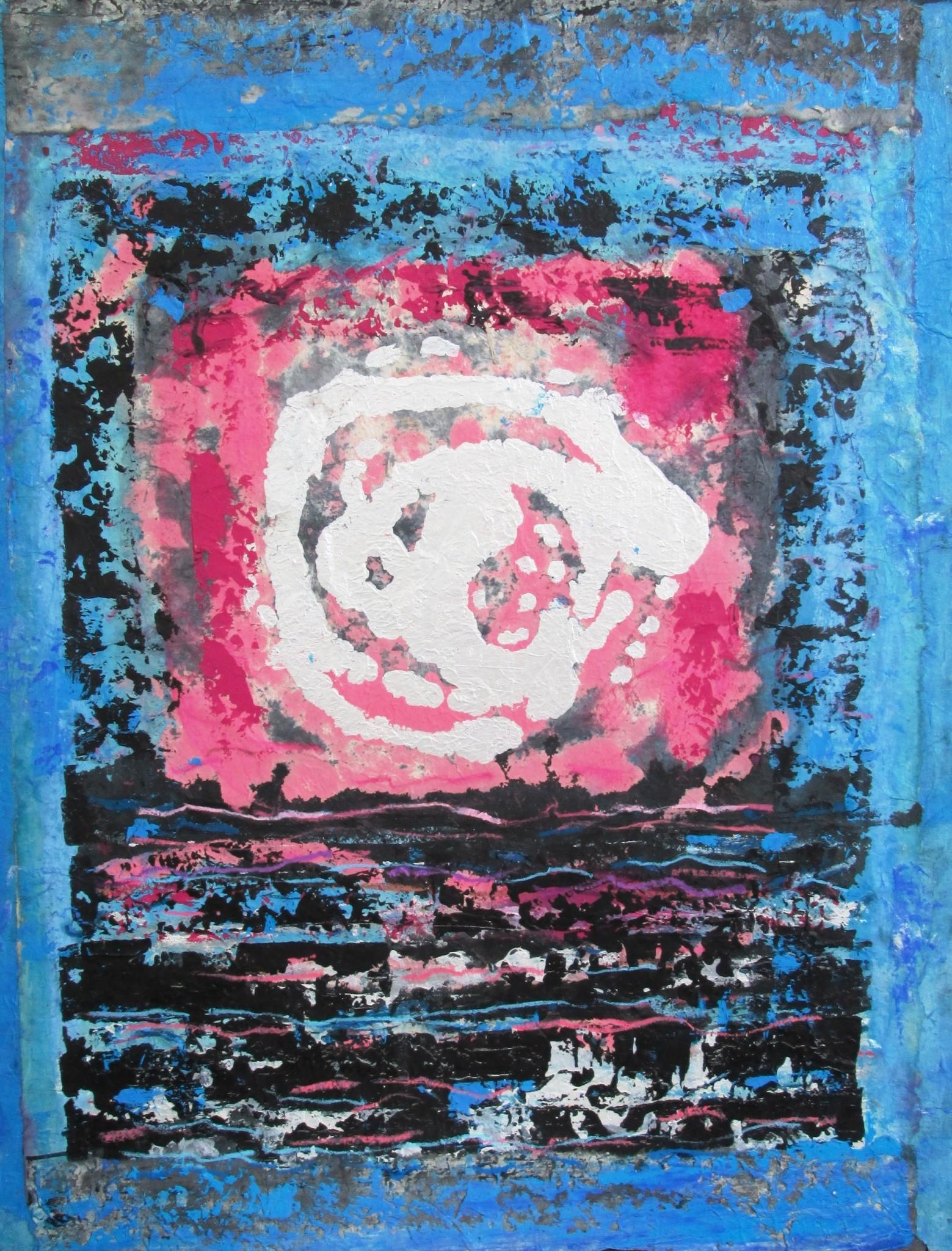 Painting Landscape Colour Art