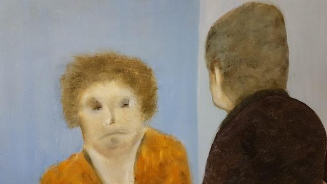Person People Portrait Artwork Painting