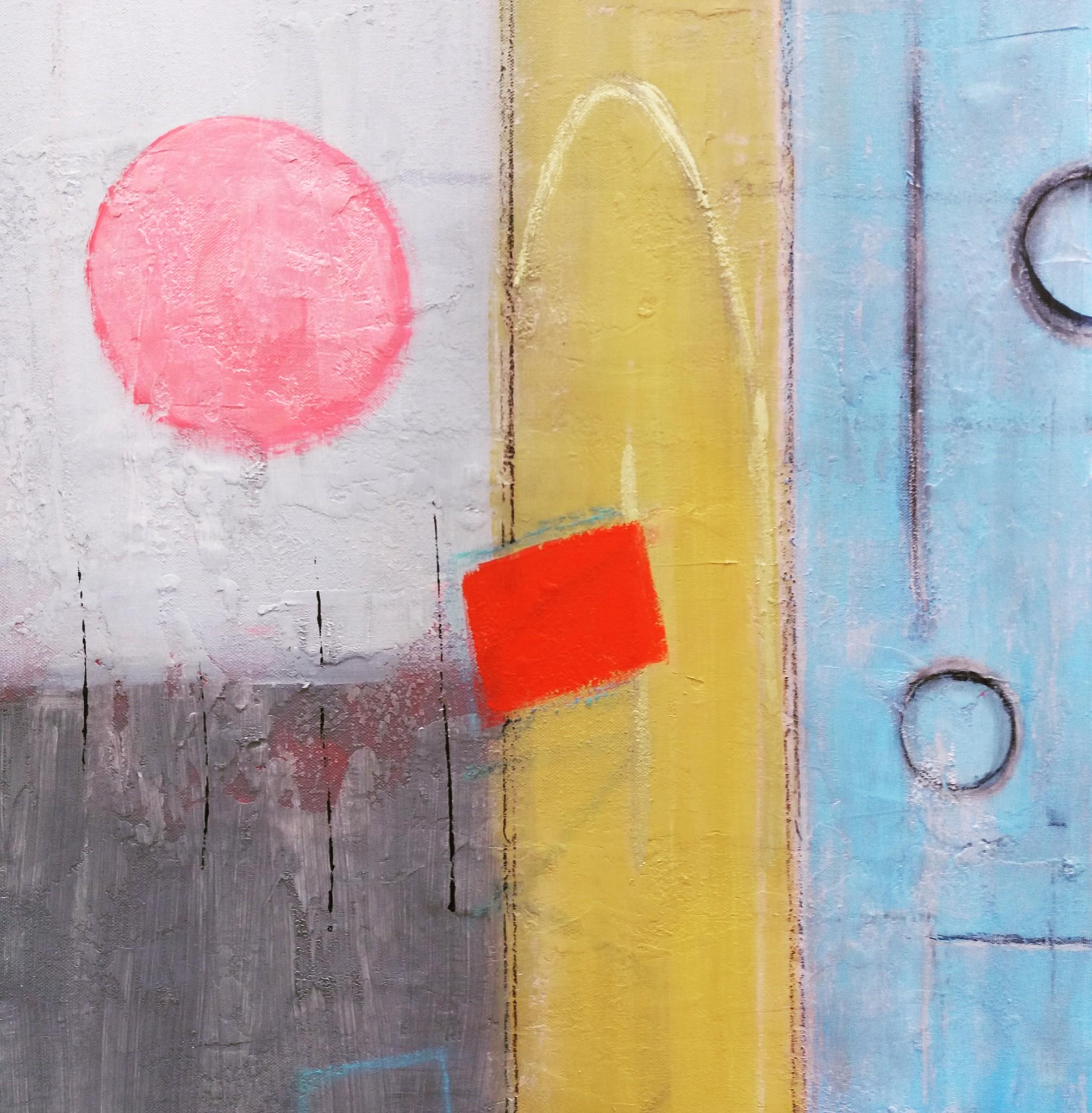 Painting Colour Shape Artwork