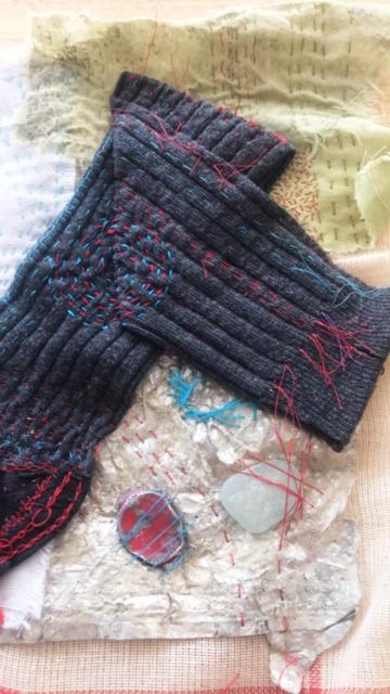Stitching Artwork Embroidery Stitch