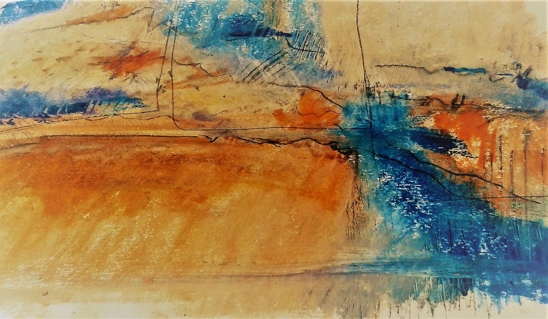 Sound Landscape Painting Art