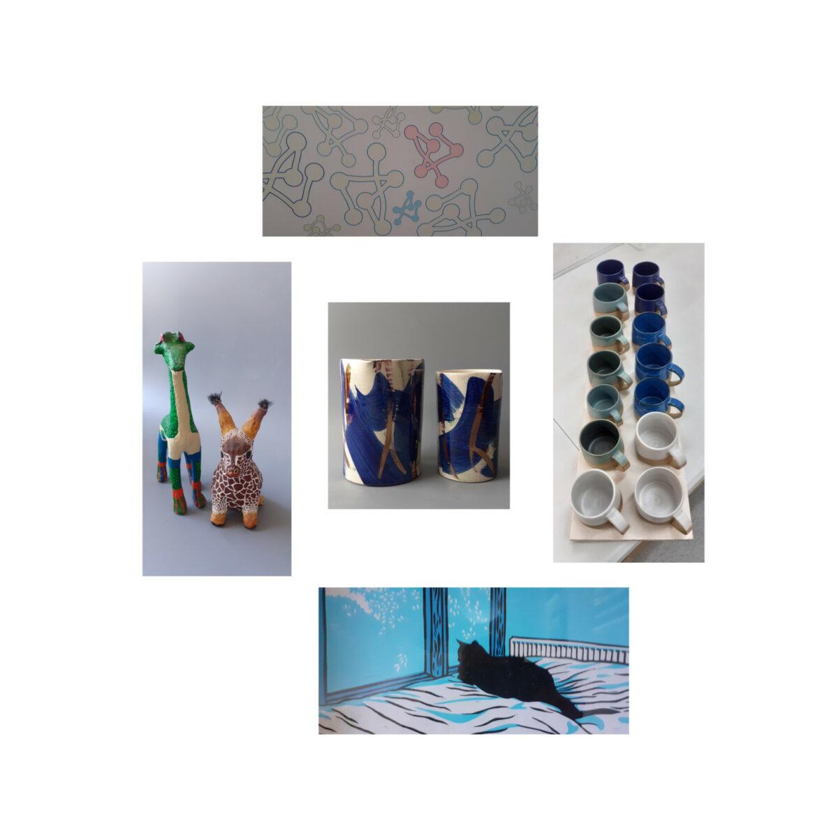 Slipstream Group Exhibition